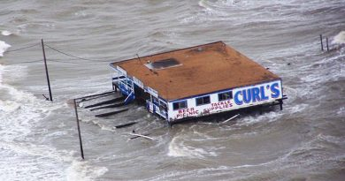 Top Five Things Your Business Should Do to Prepare for a Disaster