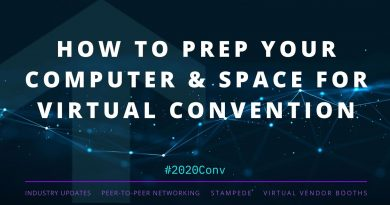How To Prep your Computer & Space For Virtual Contention 2020